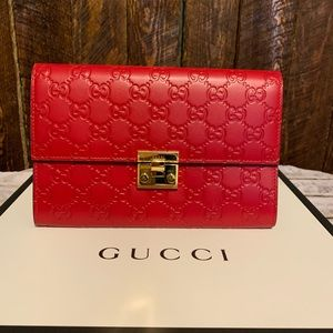 🔥NEW🔥 Guccissima Wallet Clutch